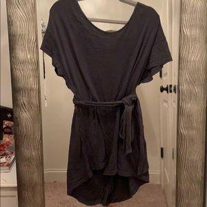 Dresses & Skirts - Gray Free people romper